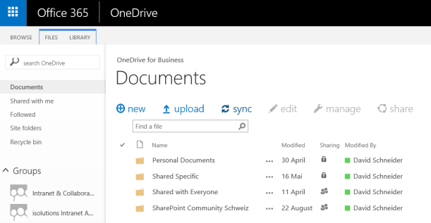 lifted office 365