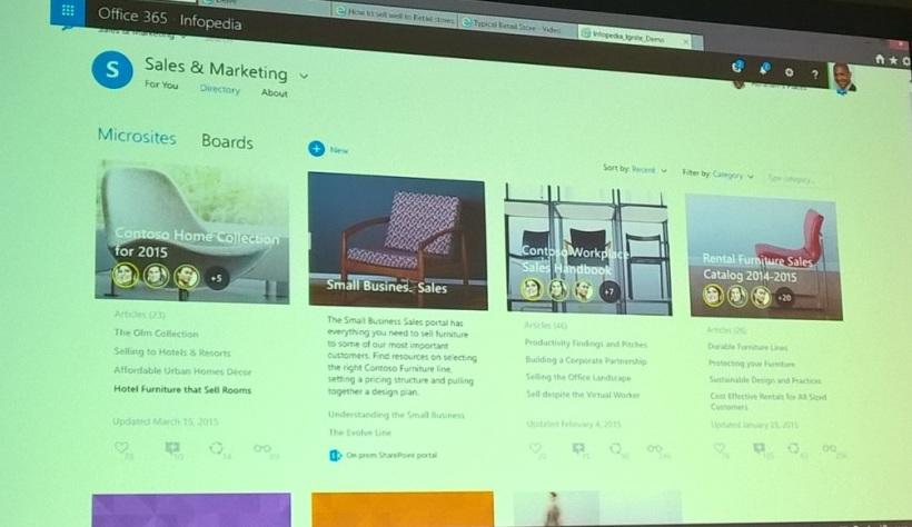 Infopedia Startseite
